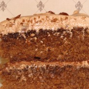 Chocolate Espresso Cake (whole wheat) – Recipe