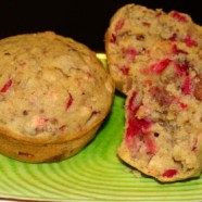 Cranberry-Pecan Muffins (Whole Wheat) – Recipe