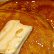 Pumpkin Pancakes – Recipe