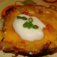 The Best Potato Skins! – Recipe