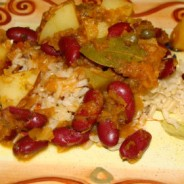 Puerto Rican Rice and Beans (Brown Rice) – Recipe