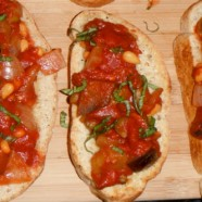 The Best Eggplant Caponata Ever