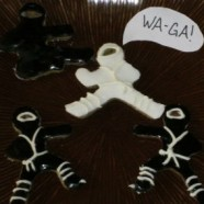 Ninjabread Men – Gingerbread with a Kick – WA-GA!