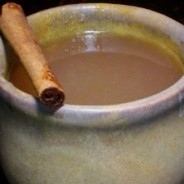 Hot Homemade Apple Cider