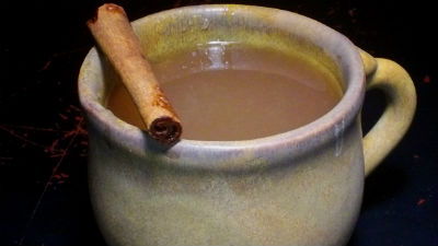 Cup of hot Apple Cider